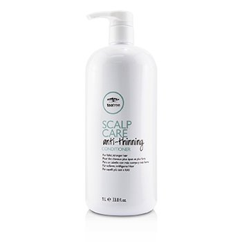 Tea Tree Scalp Care Anti-Thinning Conditioner (For Fuller, Stronger Hair)  1000ml/33.8oz