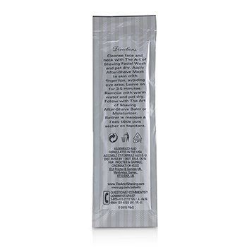 After Shave Mask  10x8ml