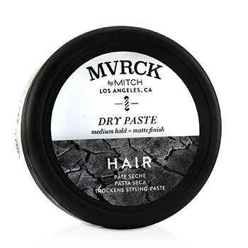 MVRCK by Mitch Dry Paste (Medium Hold + Matte Finish)  120g/4oz