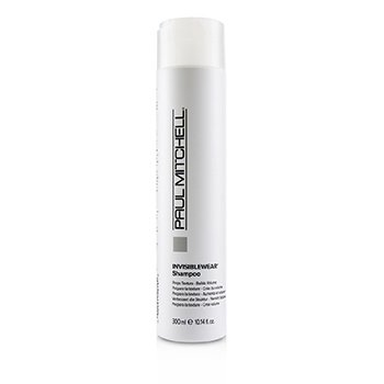 Invisiblewear Shampoo (Preps Texture - Builds Volume)  300ml/10.14oz