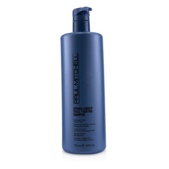 Spring Loaded Frizz-Fighting Shampoo (Cleanses Curls, Tames Frizz)  710ml/24oz
