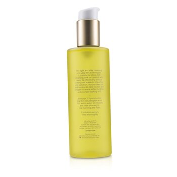 Nourishing Cleansing Oil With Smoothing Black Elderflower  200ml/6.7oz