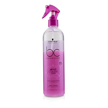 BC Bonacure pH 4.5 Color Freeze Spray Conditioner (For Coloured Hair)  400ml/13.5oz