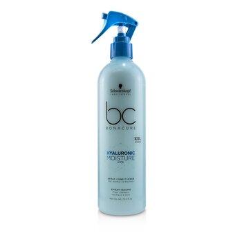 BC Bonacure Hyaluronic Moisture Kick Spray Acondicionador (Para Cabello Normal a Seco) 400ml/13.5oz