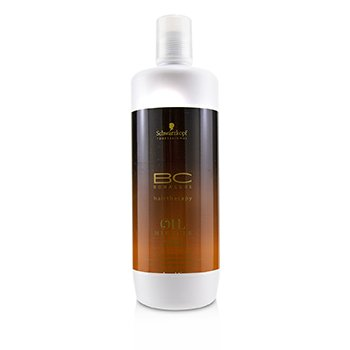 BC Bonacure Oil Miracle Argan Oil Oil-In-Shampoo (For Normal to Thick Hair)  1000ml/33.8oz