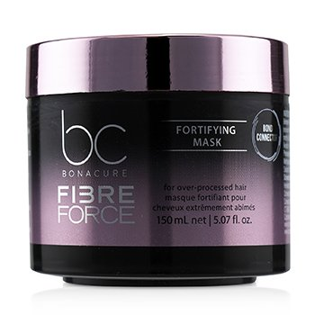 BC Bonacure Fibre Force Fortifying Mask (For Over-Processed Hair)  150ml/5.07oz