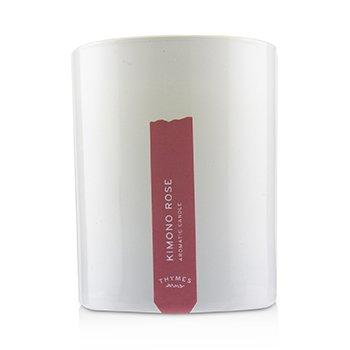 Świeca zapachowa Aromatic Candle - Kimono Rose  9oz