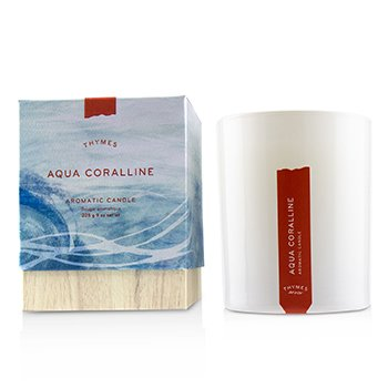 Thymes - Vela Aromática - Aqua Coralline 9oz - Velas | Free Worldwide  Shipping | Strawberrynet ES