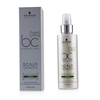 BC Bonacure Scalp Genesis Soothing Serum (For Dry or Sensitive Scalps)  100ml/3.3oz