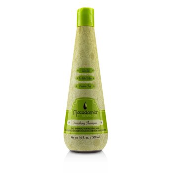 Smoothing Shampoo (Daily Shampoo For Frizz-Free Hair)  300ml/10oz