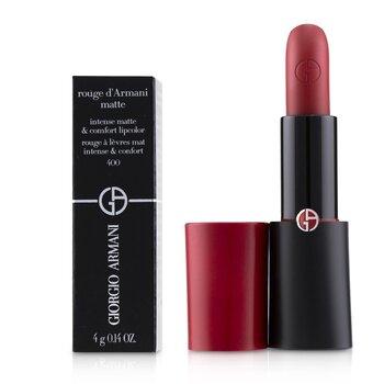 Rouge D'Armani Matte Intense Matte & Comfort Lipcolor  4g/0.14oz