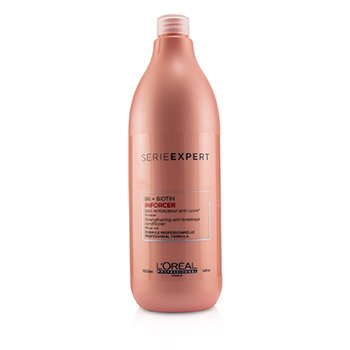 Professionnel Serie Expert - Inforcer B6 + Biotin Strengthening Anti-Breakage Conditioner  1000ml/34oz