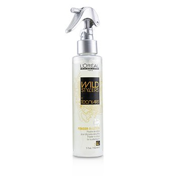 Professionnel Wild Styles by Tecni.Art Powder-In-Lotion (For Tousled Layers)  150ml/5oz