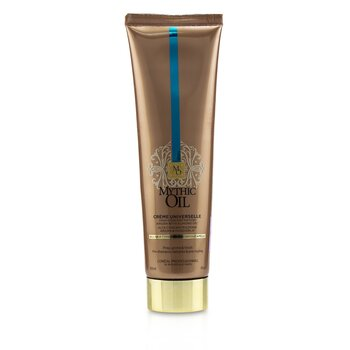 Professionnel Mythic Oil Créme Universelle High Concentration Argan with Almond Oil (All Hair Types)  150ml/5oz
