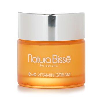 C+C Vitamin Cream - For Normal To Dry Skin  75ml/2.5oz