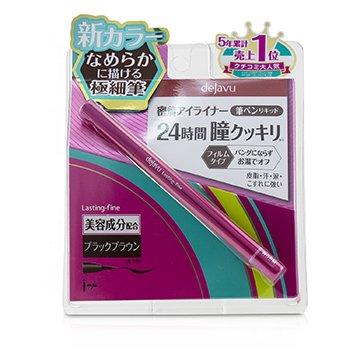 Lasting Fine Brush Liquid Eyeliner  0.55ml/0.018oz
