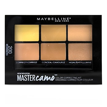 Master Camo Color Correcting Kit  6g/0.21oz