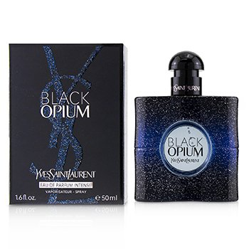 Yves Saint Laurent Black Opium Eau De Parfum Intense Spray 50ml1.6oz
