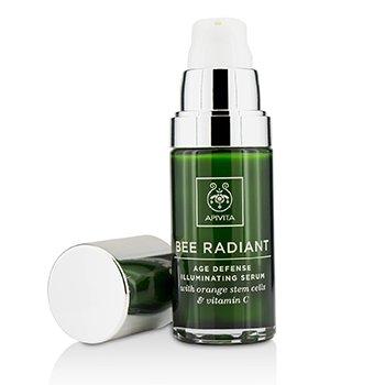 Bee Radiant Age Defense Illuminating Serum (Exp. Date: 12/2019)  30ml/1oz