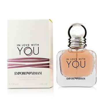 Emporio Armani In Love With You Eau De Parfum Spray  30ml/1oz