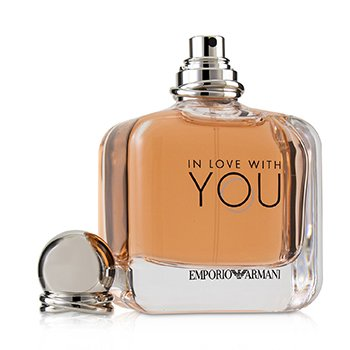 Emporio Armani In Love With You Eau De Parfum Spray  100ml/3.4oz
