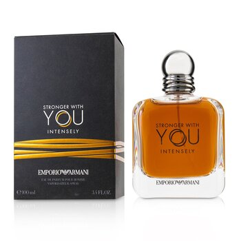 Emporio Armani Stronger With You Intensely Eau De Parfum Spray  100ml/3.4oz