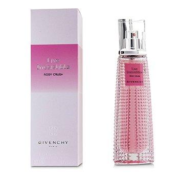 Live Irresistible Rosy Crush Eau De Parfum Florale Spray  50ml/1.7oz