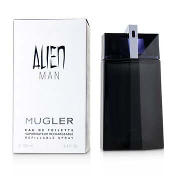 Alien Man Туалетная Вода Спрей Заполняемая  100ml/3.4oz
