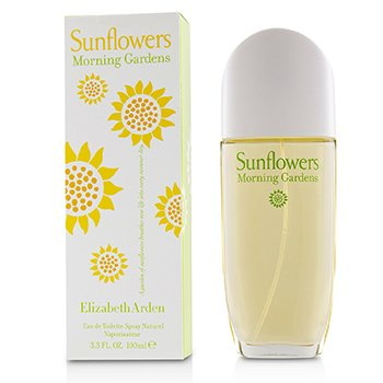 Sunflowers Morning Gardens Eau De Toilette Spray  100ml/3.3oz