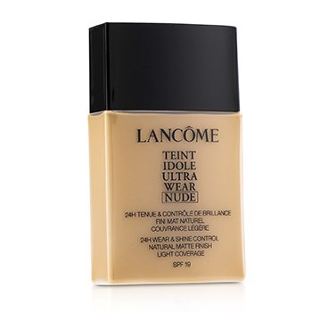 أساس Teint Idole Ultra Wear Nude SPF19  40ml/1.3oz
