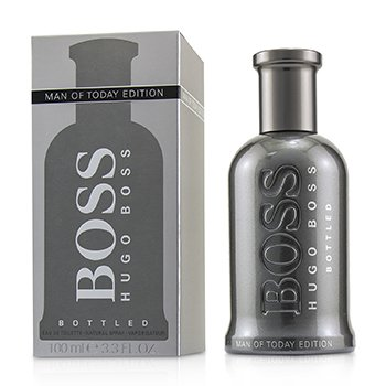 Boss Bottled Eau De Toilette Spray (Man Of Today Edition)  100ml/3.3oz