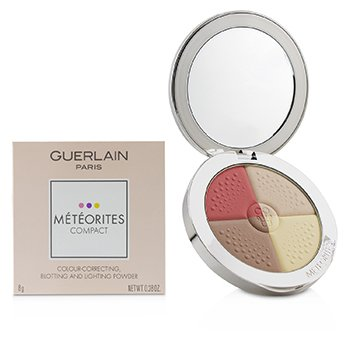 Meteorites Compact Colour Correcting, Blotting And Lighting Powder  8g/0.28oz