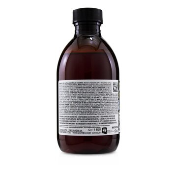 Alchemic Shampoo - # Tobacco (For Natural & Coloured Hair)  280ml/9.46oz