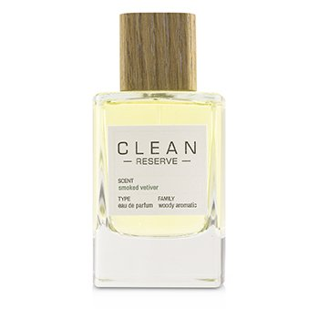 Clean Smoked Vetiver (Reserve Blend) Eau De Parfum Spray  100ml/3.4oz