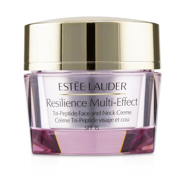Resilience Multi-Effect Tri-Peptide Face and Neck Creme SPF 15 - For Normal/ Combination Skin  50ml/1.7oz