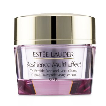 Resilience Multi-Effect Tri-Peptide Face and Neck Creme SPF 15 - For Dry Skin  50ml/1.7oz