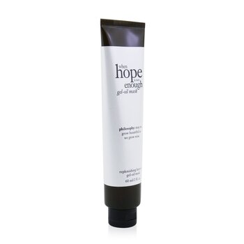 When Hope Is Not Enough Gel Oil Mask  60ml/2oz