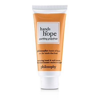 Hands of Hope Nurturing Hand & Nail Cream - Sparkling Grapefruit  30ml/1oz