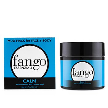 Fango Essenziali Calm Mud Mask with Lavender & Lemon Seed  198g/7oz