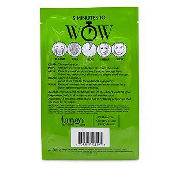 Fango Essenziali Moisturize Treatment Sheet Masks  4x25ml/0.83oz