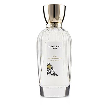Eau De Charlotte Eau De Toilette Spray  100ml/3.4oz