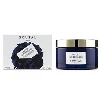 Nuit Et Confidences Perfumed Body Cream  175ml/5.9oz