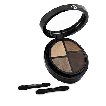 Eye Quattro 4 Creamy Powders Eyeshadow Palette  3.6g/0.125oz