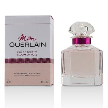 Mon Guerlain Bloom Of Rose Туалетная Вода Спрей  50ml/1.6oz