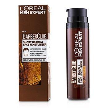 Men Expert Barber Club Short Beard & Face Moisturiser  50ml/1.7oz