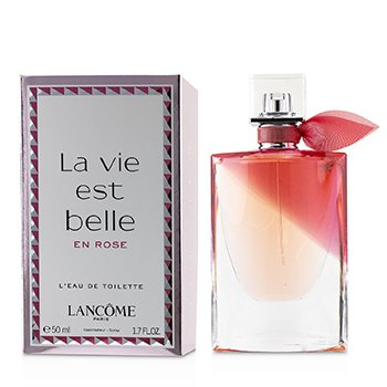 La Vie Est Belle En Rose L'Eau De Toilette Spray  50ml/1.7oz