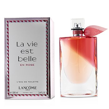 La Vie Est Belle En Rose L'Eau De Toilette Spray  100ml/3.4oz