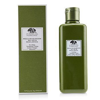 Dr. Andrew Mega-Mushroom Skin Relief & Resilience Soothing Treatment Lotion  200ml/6.7oz
