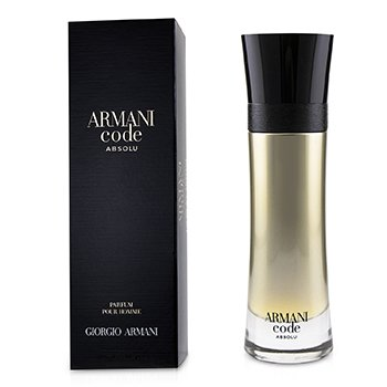 Armani Code Absolu Eau De Parfum Spray  110ml/3.7oz