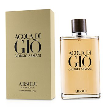 Acqua Di Gio Absolu Eau De Parfum Spray  200ml/6.7oz